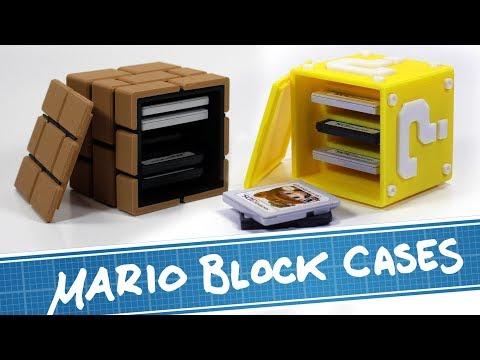Remixing 3D Printed Mario Cartridge Cases