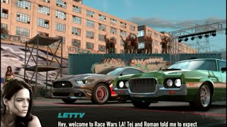Mobile iOS Fast and Furious Legacy - Story Mode #Fast7