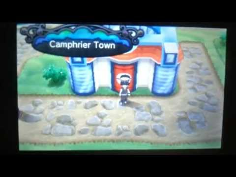 How to find the pokemon daycare in pokemon x and y