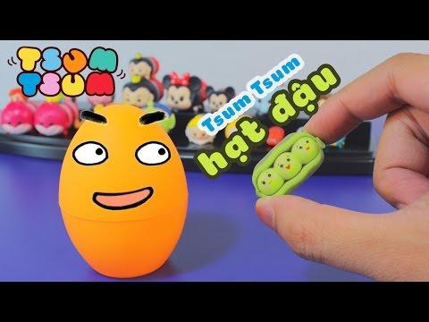 Tsum Tsum hạt đậu dễ thương nhất từ trước đến nay - ToyStation 43