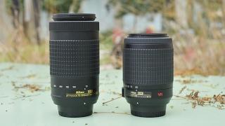 Nikon 70 300mm f/4.5-6.3 AF-P Stepping Motor Review