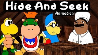 SML Movie: Hide And Seek! Animation