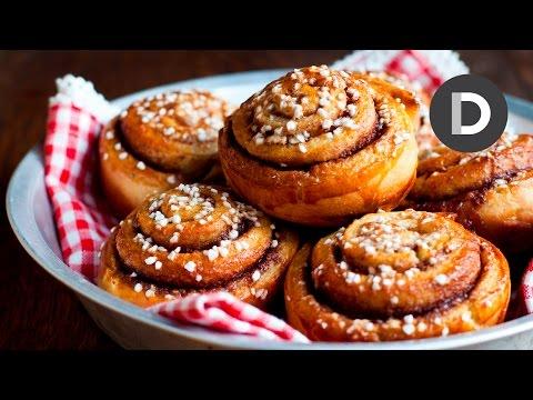 How to make Swedish Cinnamon Buns!