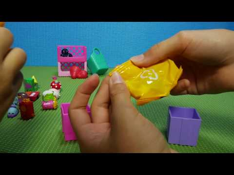 Apprendre à Compter. Learn to count in French with Shopkins part 1