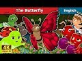 The Butterfly Story | Bedtime Stories | English Fairy Tales
