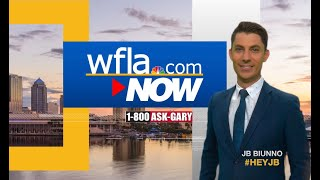 WFLA Now: Brian Laundrie Manhunt Spurred by Federal Arrest Warrant Following Gabby Petito's Homicide
