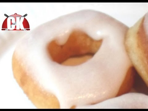 How to make Glazed Donuts - Easy Cooking!