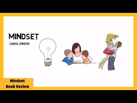 Mindset by Carol Dweck | Animated Book Review