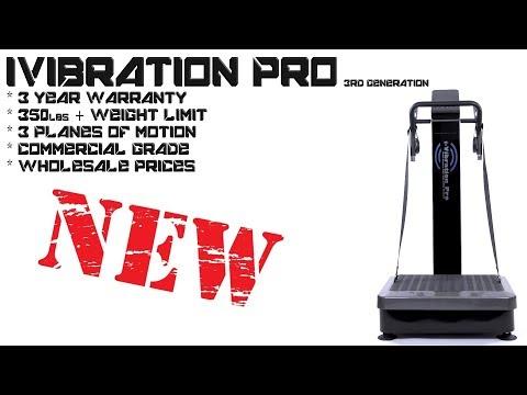 Vibration Machine Exercise PLATE | Review | Whole Body Vibration