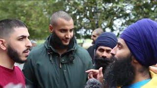 ISLAM OR SIKHISM? ALI DAWAH & SIKHI || SPEAKERS CORNER