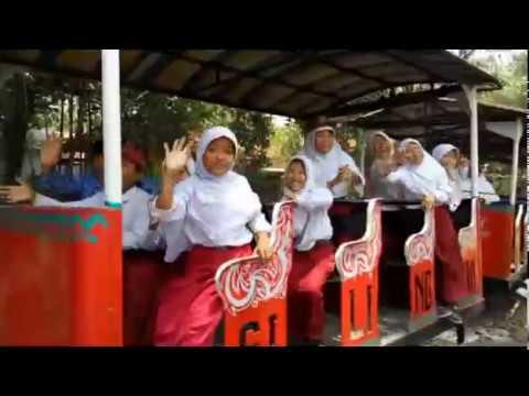 Naik Kereta Api - Agro Wisata Besaran Hijau Jatibarang - Outbound MIN Model Larangan