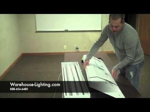 T5 / T8 High Bay Lighting Fixtures