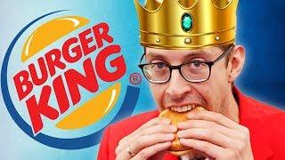 Keith Eats Everything At Burger King