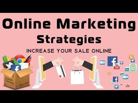 Build A Marketing Strategy  2017 in 5 Steps  | DIGITAL MARKETING Trends
