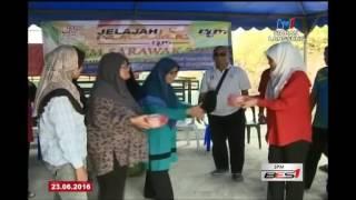 SPM- BINGKISAN - JELAJAH RAMADAN RTM - SARAWAK [23 JUN 2016]