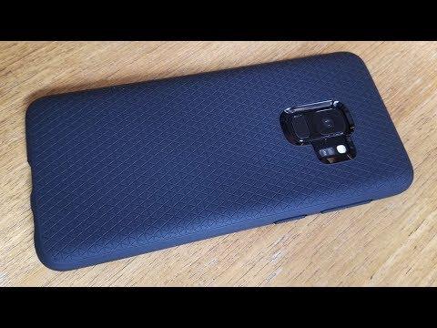 Spigen Liquid Air Armor Galaxy S9 Case Review - Fliptroniks.com