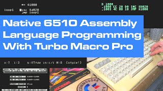 Learn 6502 Assembly Programming - Lesson1 : For absolute