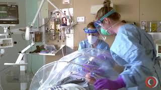 L'Institut au temps de la COVID-19 : simulation aux soins intensifs (vidéo promotionnelle 2)