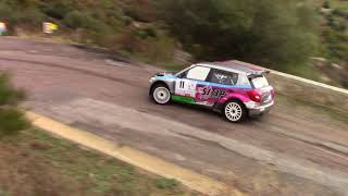 ARGENTI thomas / RAHMANI chokri   Rallye de Balagne  2017