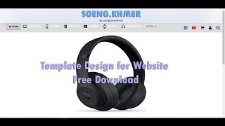How to get Templete Website Free ,HTML, CSS  BOOTSRAPT ,JAVASCRIPT, JQUERY