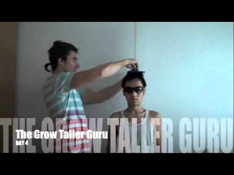 How To Grow Taller - Day 4 of Michael's Transformation