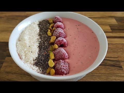 How to Make Yogurt Smoothie Bowl | 2 Delicious Ways