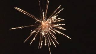 New Years fireworks!