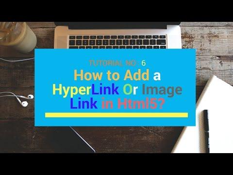 html5 image hyperlinke tutorial for beginners 2017 in hindi