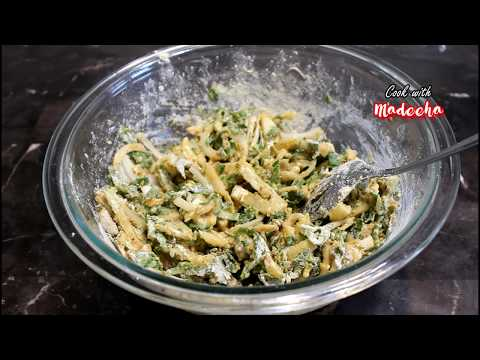 Crispy & Crunchy Mix Vegetable Pakora Recipe - Crunchy Fritter recipe by (cook with Madeeha)