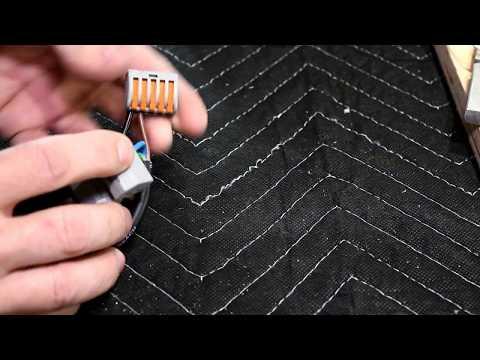 DIY LED Basics: wiring LEDs/COBs to driver (pt 5/6)