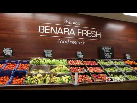 The New Benara Fresh Food a Market in Perth selling Vegetables and Fresh Fruit