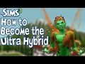 The Sims 3: How to Become the Ultra Hybrid (with Mods)