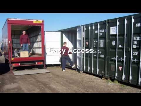 Low Cost Self Storage Containers For Hire New Barn Kent