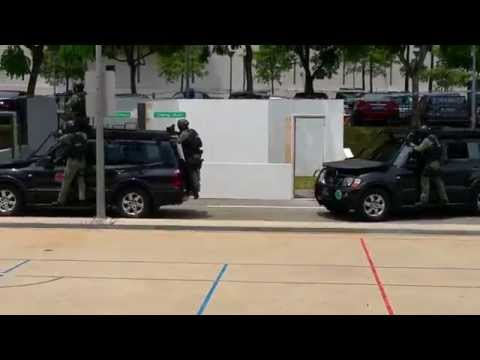Singapore Police Force Special Tactics And Rescue (STAR) SPF WPS 2015