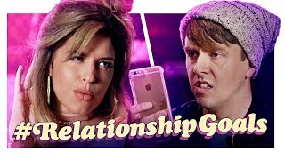 The Couple That Tries Too Hard on Social Media | Hot Date
