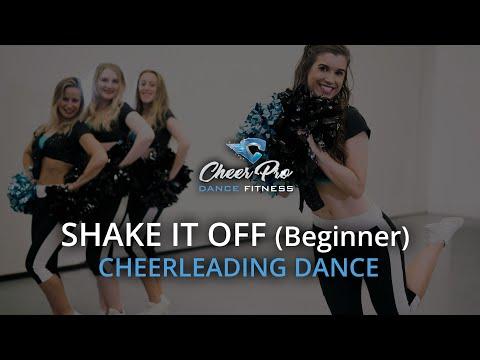 SHAKE IT OFF - Cheerleading Dance (Beginner)