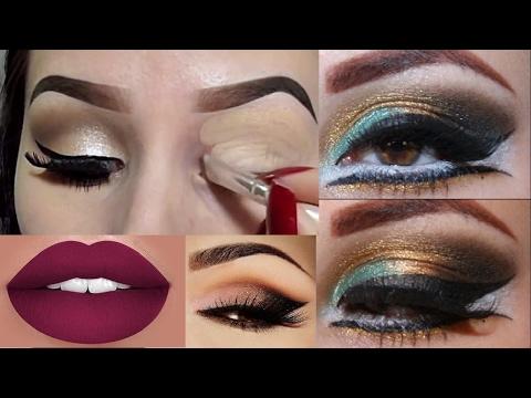 Top 15 Valentine's Day Makeup Tutorials beautiful makeup looks beautiful Valentine's Day Makeup eyes