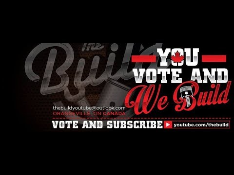 WIN A $100,000 DREAM CAR....YOU VOTE ON THE BUILD....A LUCKY WINNER TAKES IT....