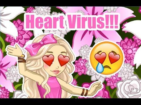 The Heart Virus! || Got Infected! || FionaMr