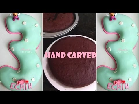 Number 3 Cake Without a Mold | MCC