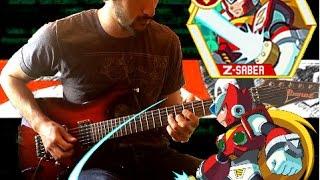 Blaze Heatnix - Magma Area [FULL ARRANGEMENT Mega Man X6 Guitar