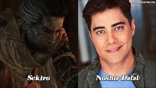 Sekiro: Shadows Die Twice - Characters Voice Actors