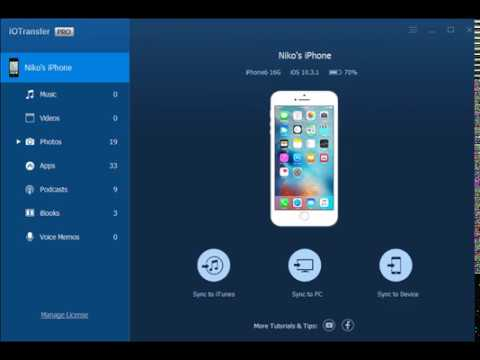 How to Transfer Books from iPhone to PC