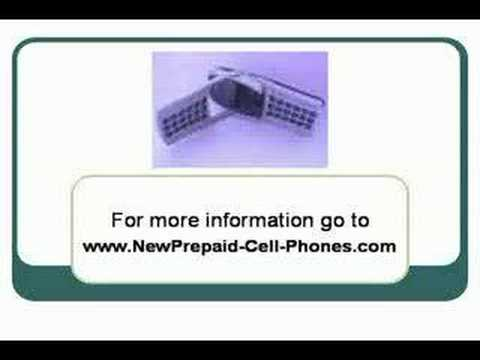 Prepaid Cell Phone Information