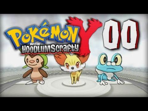 Choose My Starters! - Pokemon Y - #00