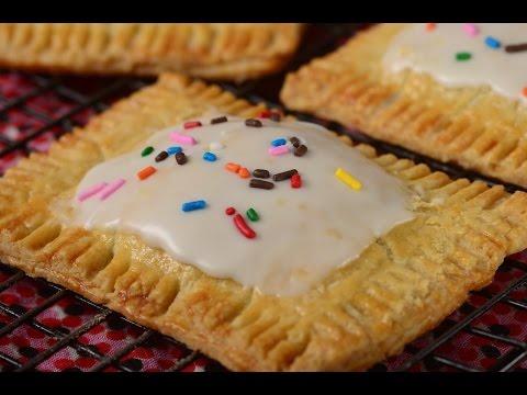 Homemade Pop-Tarts® Recipe Demonstration - Joyofbaking.com
