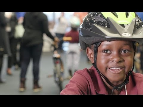 Bike Building, Teamwork, and Random Acts of Kindness