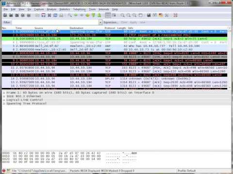 Wireshark - Finding a Network device With ARP's