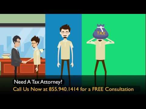 Tax Attorney Near Me - Call 855.940.1414