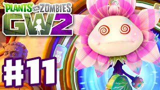 Easy 400 Vanquishes for Twilight Chomper! Plants vs Zombies